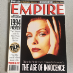 Empire Magazine February 1994 issue 56 The Age Of Innocence